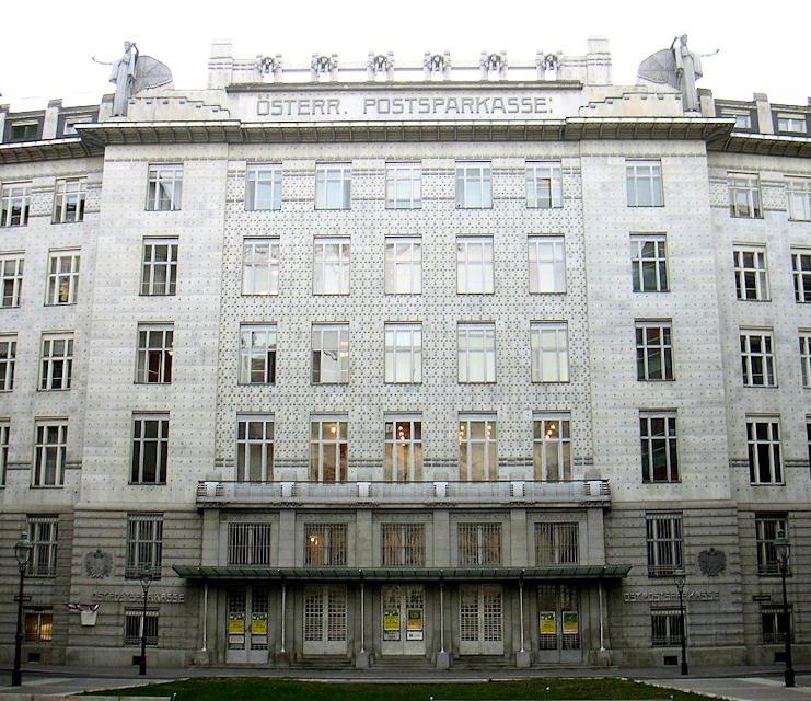 Belle Epoque Vienna Otto Wagner I