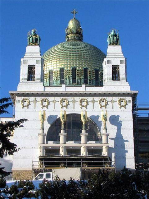 Belle Epoque Vienna Otto Wagner Iv