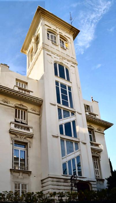 Villa Foch  Ef Bf Bd Nice