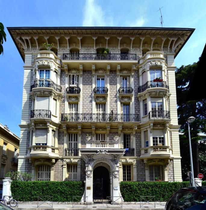 Villa Foch  Avenue Marechal Foch Nice