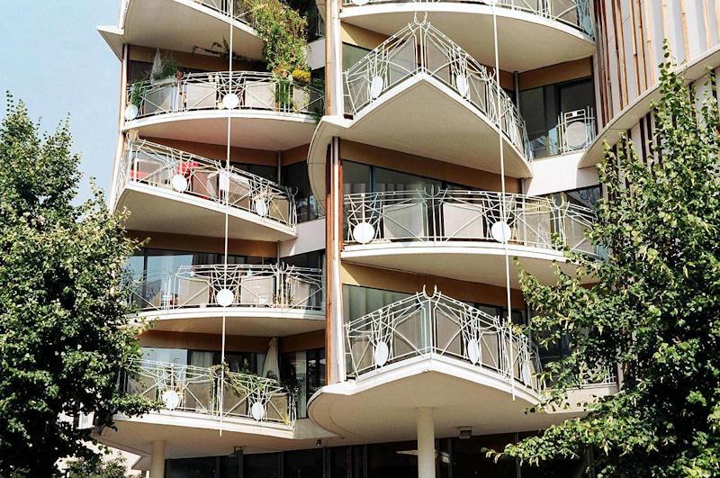 Belle Epoque The Berlin Architect Hinrich Baller